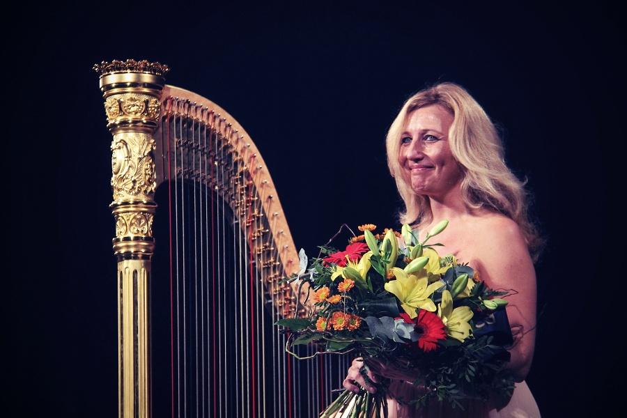 Čtvrtý koncert Talichova Berouna patřil harfě 1