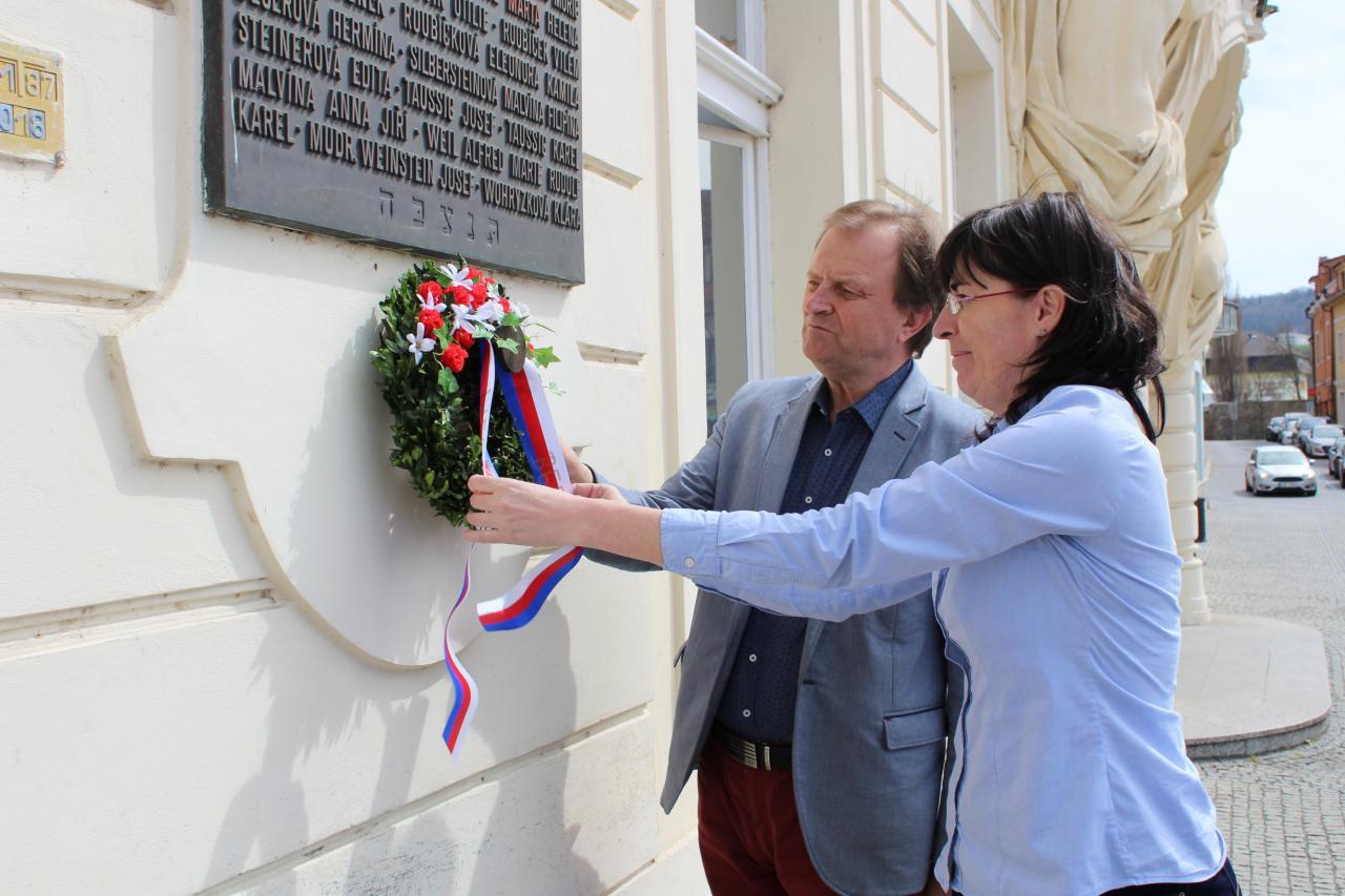 Den vzpomínání na oběti holocaustu 1