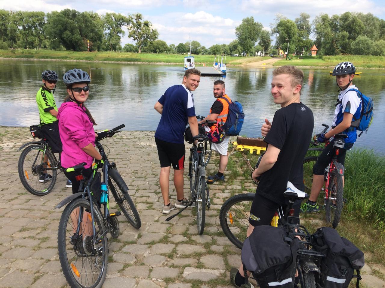 Zapojte se do mládežnické cyklotour 1