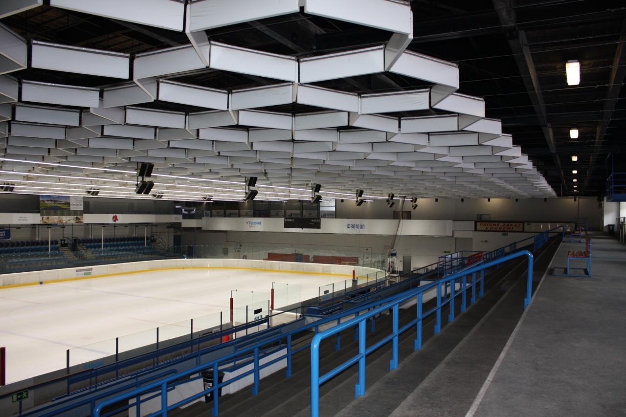 Při letošní odstávce čeká zimní stadion řada oprav 1